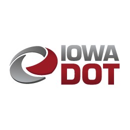 Iowa Department of Transportation logo